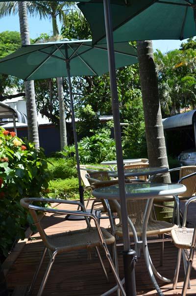Aiport Motel Garden